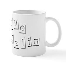 I Love Jacquelin Mug