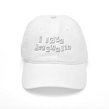 I Love Jacquelin Baseball Cap