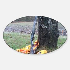 Gun Hunting Needs Sticker (Oval)
