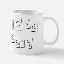 I Love Heath Mug