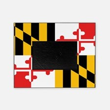 Maryland State Flag Picture Frame