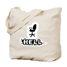 Hell: Office Tote Bag