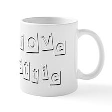 I Love Hettie Mug