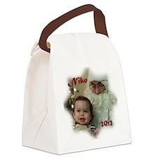 Niko Ornament 02 Canvas Lunch Bag