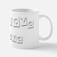 I Love Hye Mug