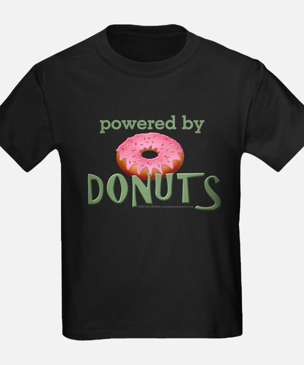 Powered By Donuts T