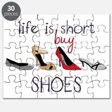 Life Is Short Puzzle