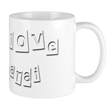 I Love Sarai Mug