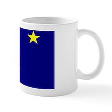 Alaska State Flag Small Mug