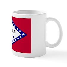 Arkansas State Flag Small Mug