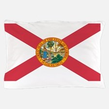 Florida State Flag Pillow Case