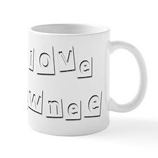 I Love Shawnee Mug
