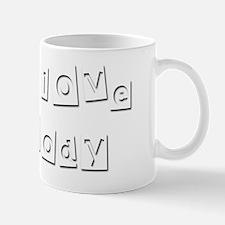 I Love Jody Mug