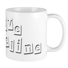 I Love Jaqueline Mug