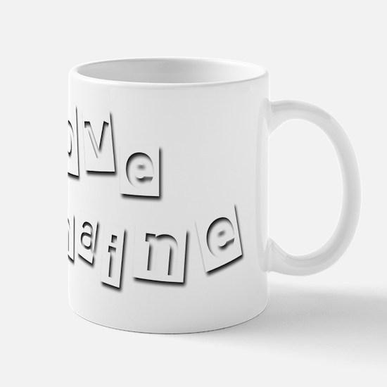I Love Jermaine Mug