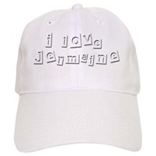 I Love Jermaine Baseball Cap