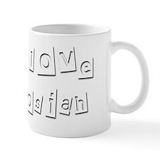 I Love Josiah Mug