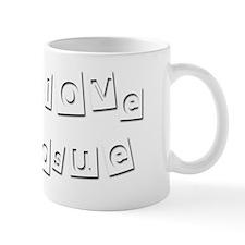 I Love Josue Mug