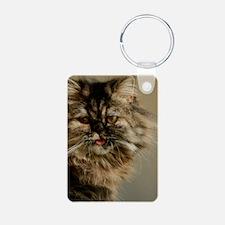 Persian Kitty Keychains