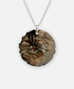 Persian Kitty Necklace