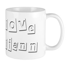I Love Juliann Mug