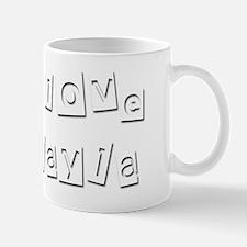 I Love Shayla Mug