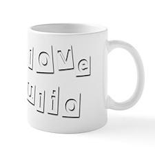 I Love Julio Mug