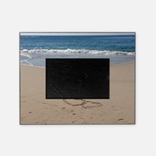 Hearts on the Beach Picture Frame