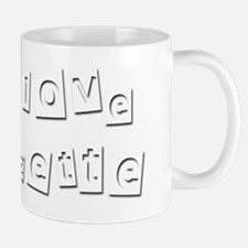 I Love Suzette Mug
