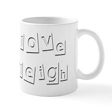 I Love Kaleigh Mug