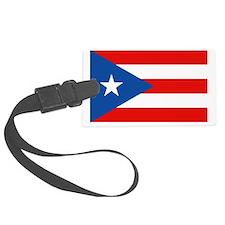 Puerto Rico - PR Luggage Tag