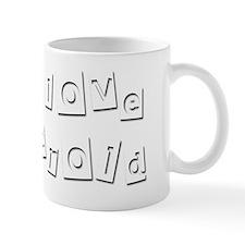 I Love Jerold Mug