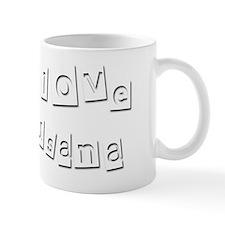 I Love Susana Mug