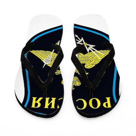 VKO patch v2 Flip Flops