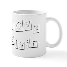 I Love Kelvin Mug