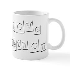I Love Jonathon Mug
