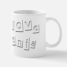 I Love Kenia Mug