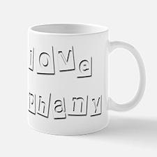 I Love Stephany Mug