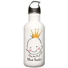 the heir Water Bottle
