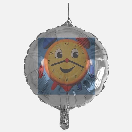 (19) Balloons Shape Clock  6268 Balloon