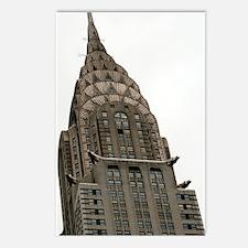 Chrysler Building Postcards (Package of 8)