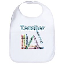 Teacher! Bib
