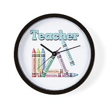 Teacher! Wall Clock