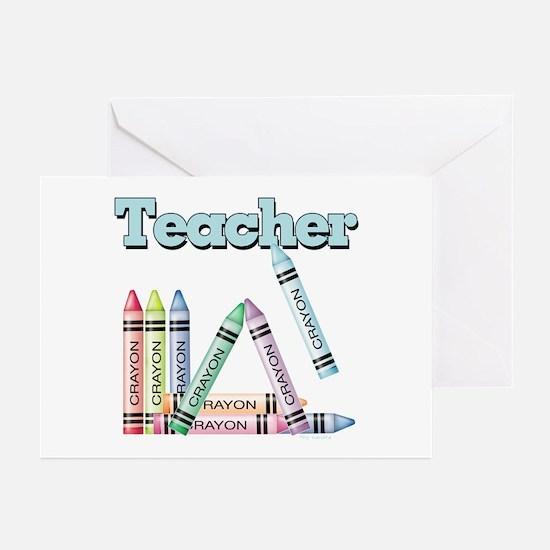Teacher! Greeting Cards (Pk of 10)