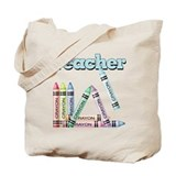 Kindergarten teacher Canvas Totes