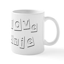 I Love Junie Mug