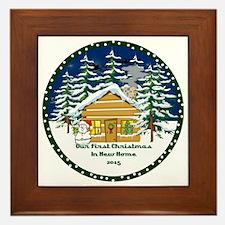 ornament Framed Tile