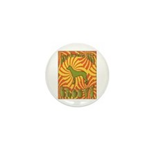 Groovy PIOs Mini Button (100 pack)