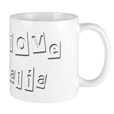 I Love Talia Mug