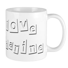 I Love Katharine Mug